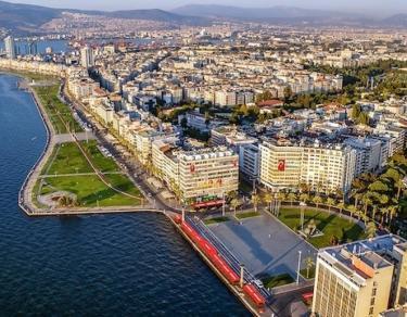 İzmir Airport - Town Center
