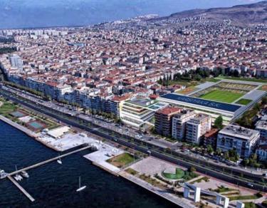 İzmir Airport - Karsiyaka